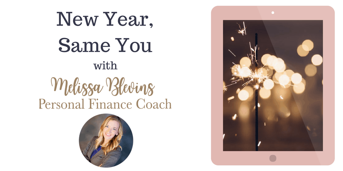 new year same you 2018 melissa blevins
