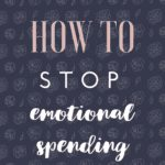 How to Stop Emotional Spending