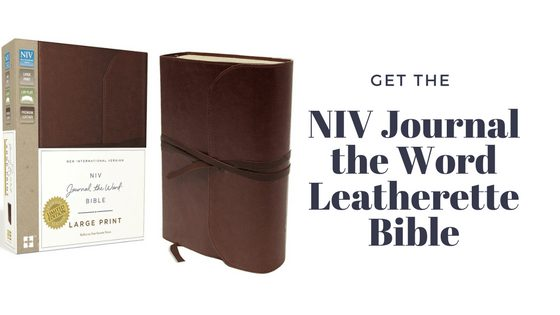 Bible Valentine's Day Gift