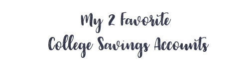 college savings accounts