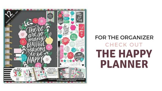 happy planner last minute valentine's day gift ideas