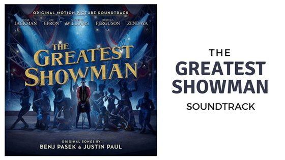 the greatest showman valentine's day gift
