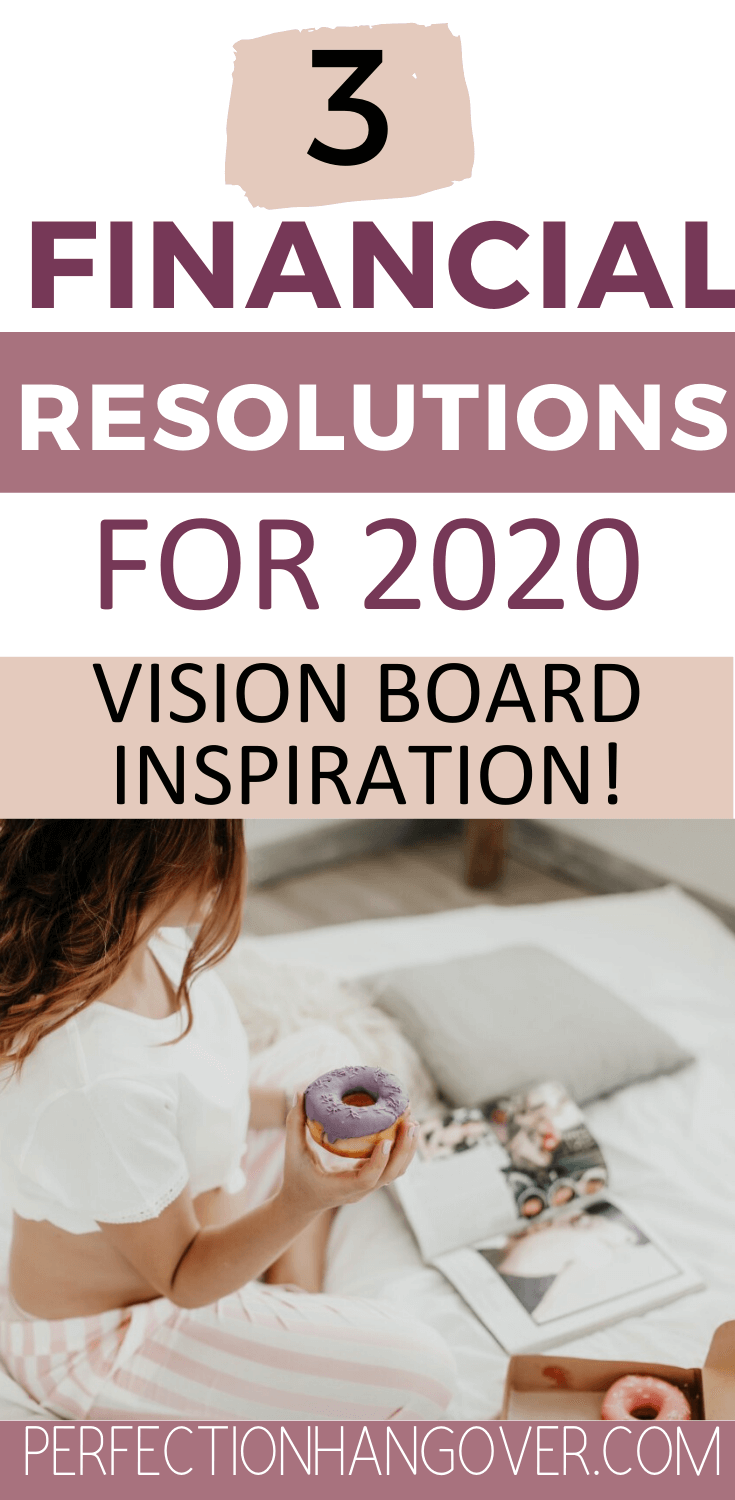 3 Financial Resolutions for 2020