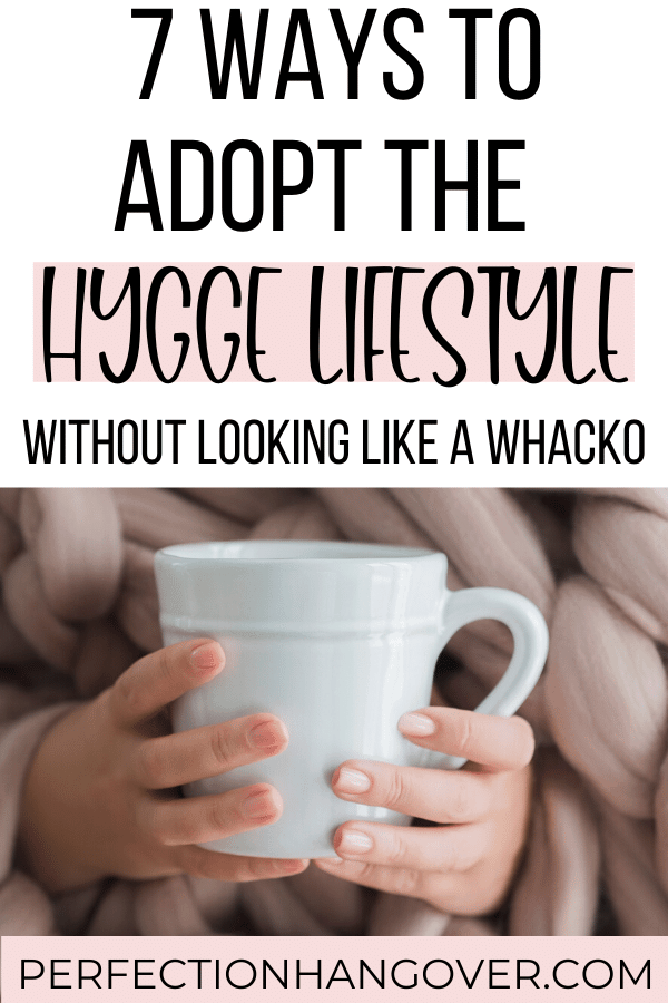 Hygge Lifestyle Simple Living