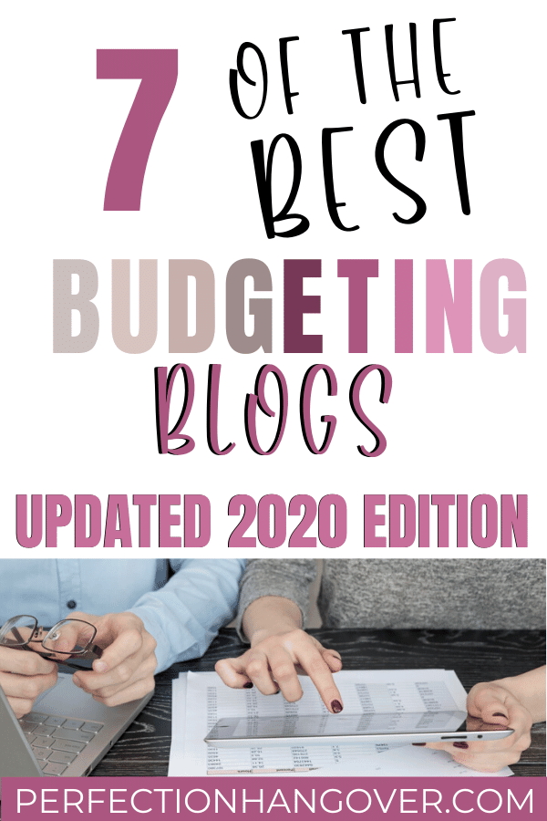 7 Best Budgeting Blogs to Follow in 2020