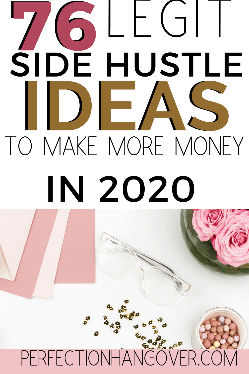 76 Side Hustle Ideas to Make Money from Home