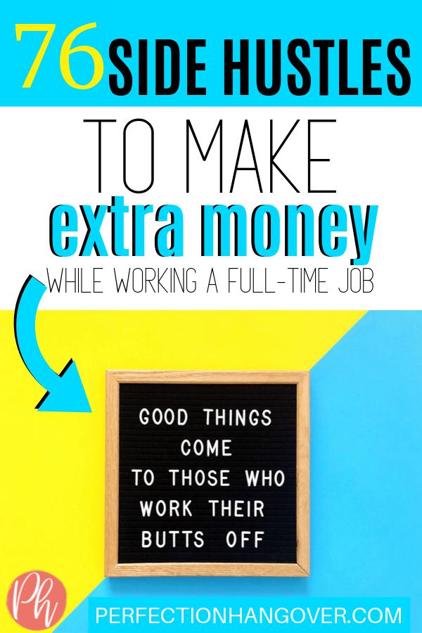 76 Side Hustles to Make Money on the Side