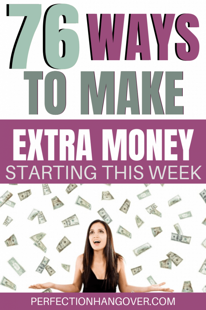 76 Ways to Make Extra Money on the Side