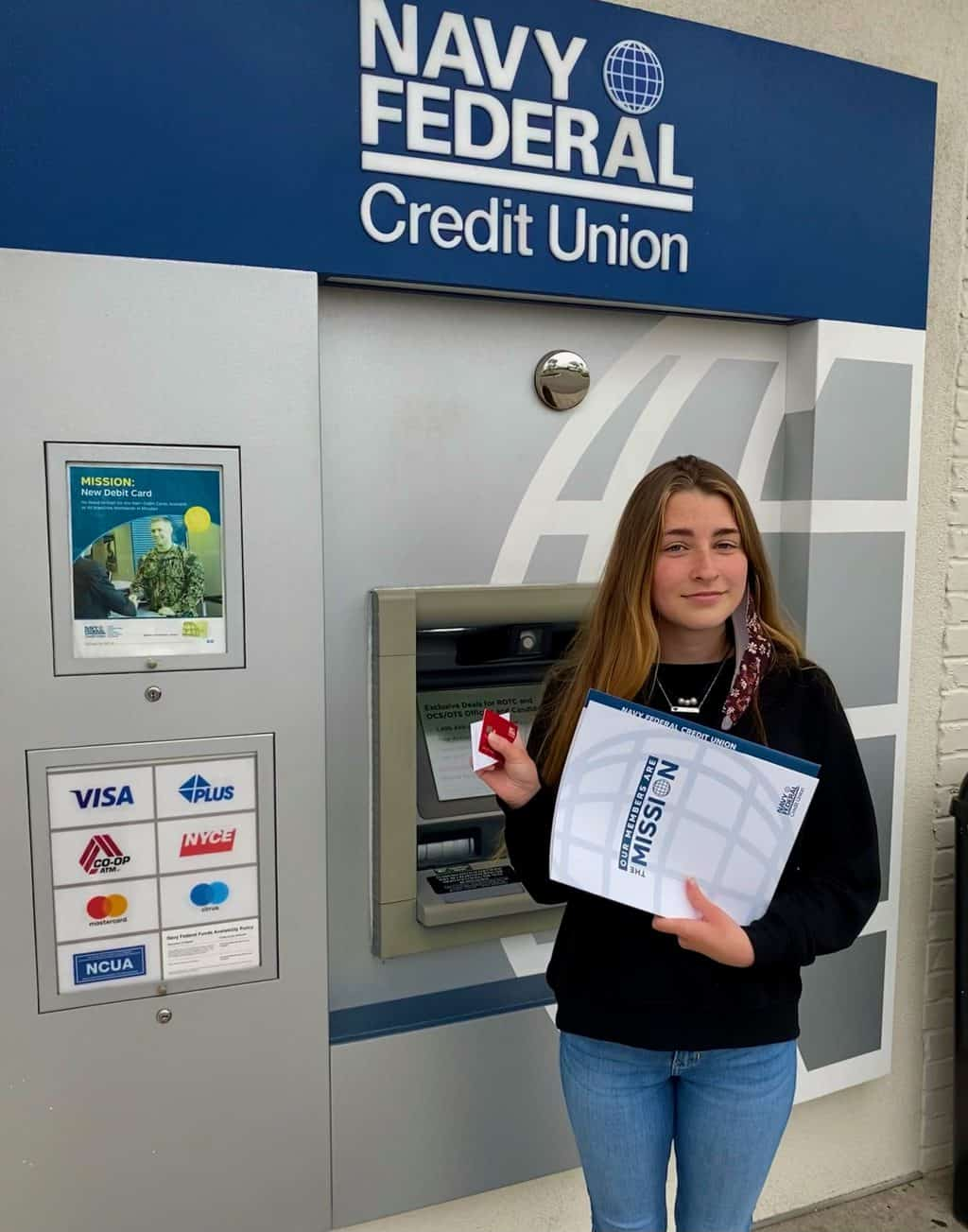 Navy Federal Credit Union Teen Bank Account