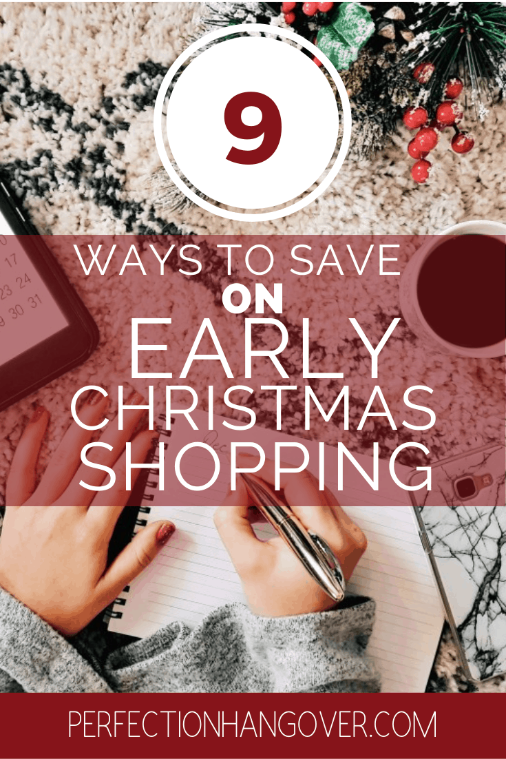 9 Ways to Save on Early Christmas Shopping
