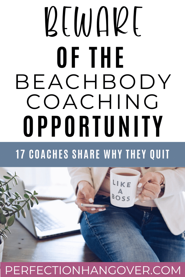 Beware of the Beachbody Coaching Opportunity to Make Money with MLM