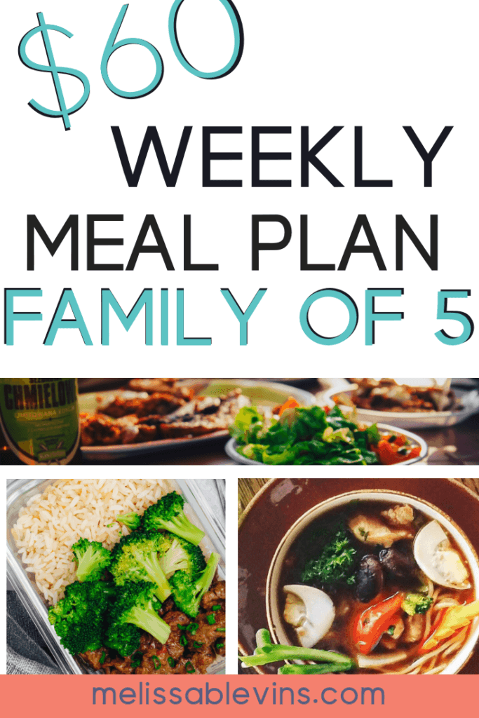 Cheap Meal Planning Ideas for Families on a Budget