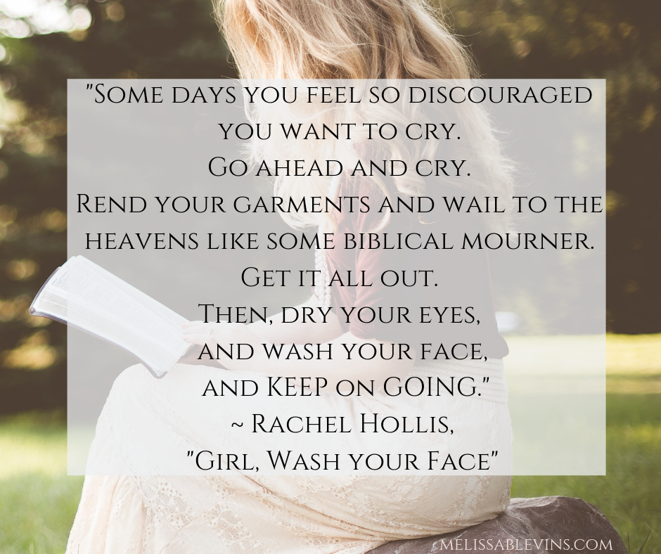 girl wash your face quote rachel hollis