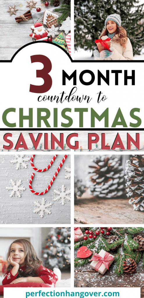 Christmas Savings Plan 2020