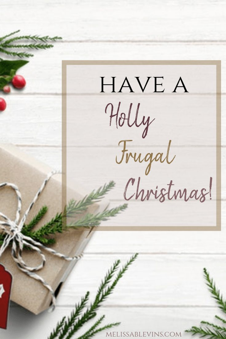Frugal Christmas Pinterest Perfection Hangover