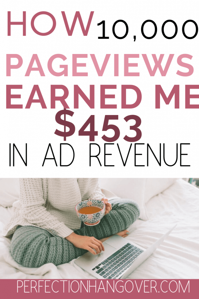 How 10,000 Pageviews Earned Me $453 in Ad Revenue with Monumetric