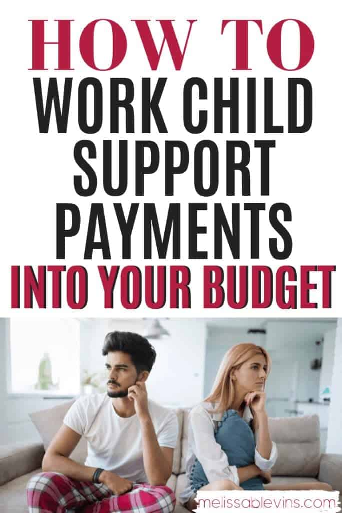 How to Budget Child Support Payments