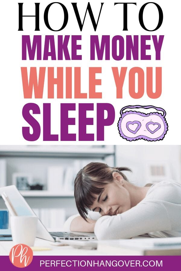 How to Make Money While you Sleep - Passive Income Strategies