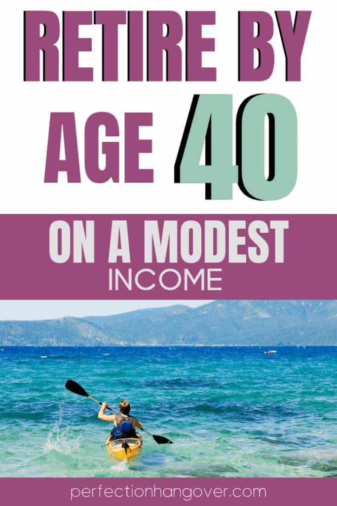 How to Retire Early on a Modest Income