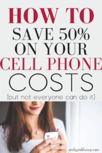 Switching From Verizon to Cricket - How to Save 50% On Your Cell Phone Costs