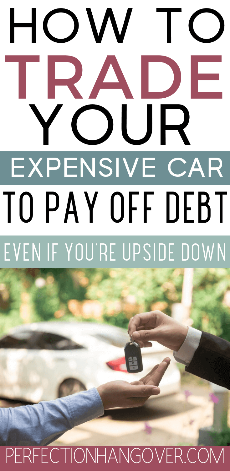 How to Sell an Upside Down Car - Negative Equity Auto Tips
