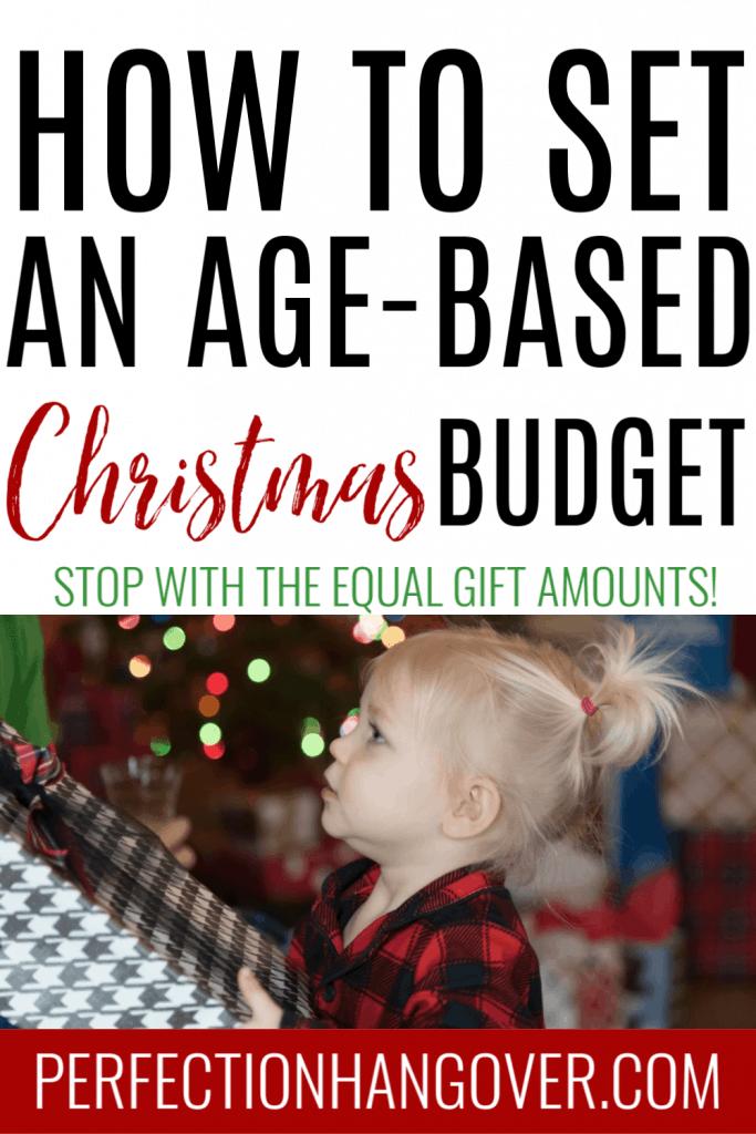 How to Set an Age-Based Christmas Budget
