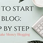 How to Start a Blog on Bluehost in 2020 with FREE Blog Training