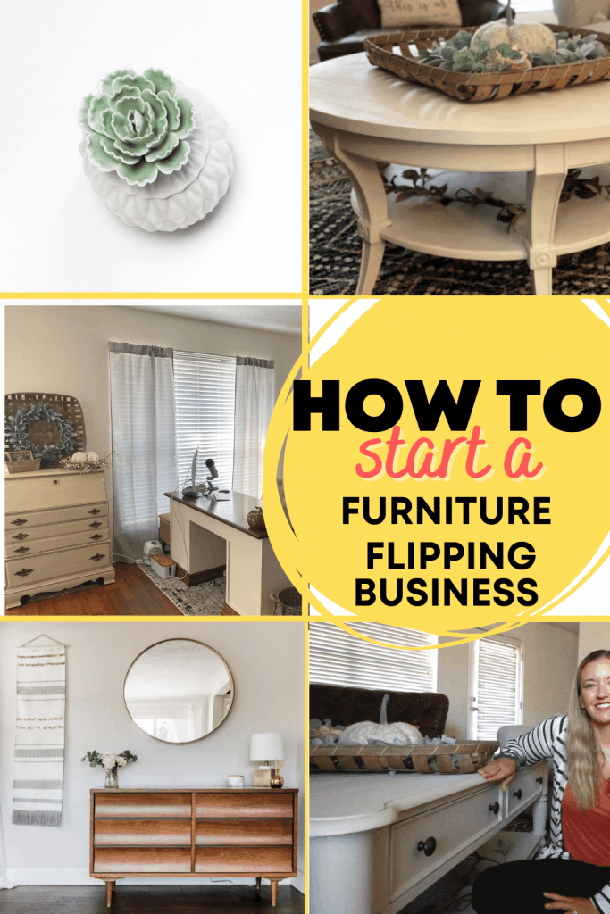 How to Start a Furniture Flipping Business