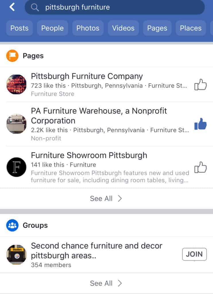 how to negotiate good deals at local furniture stores