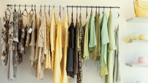 Marie Kondo KonMari Wardrobe Closet