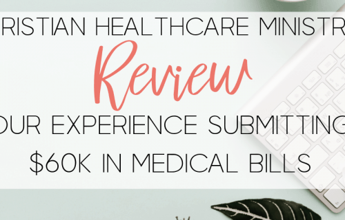 Christian Healthcare Ministries Reviews Dave Ramsey