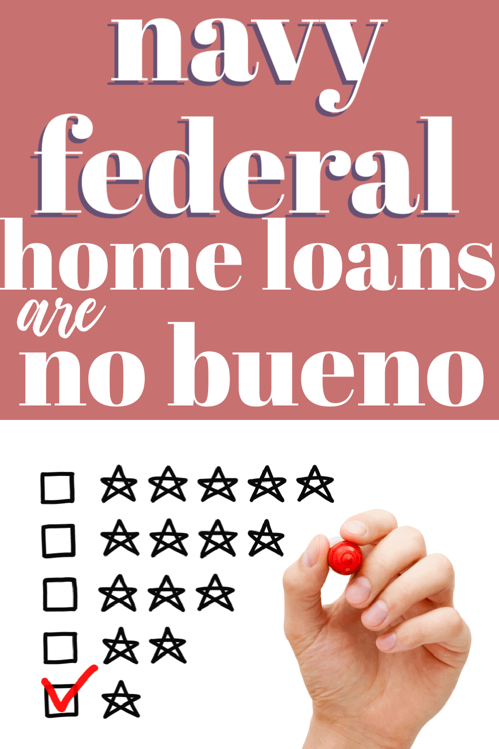 Navy Federal Credit Union Home Loans are a Nightmare