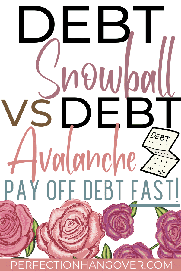 Pay Off Debt Fast with Debt Snowball or Avalanche