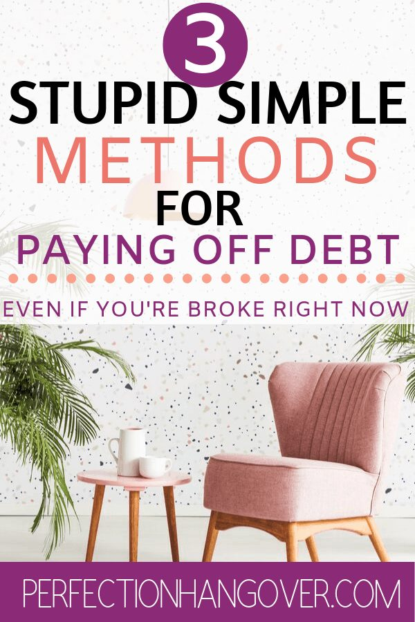 Payoff Debt Faster - 3 Debt Methods