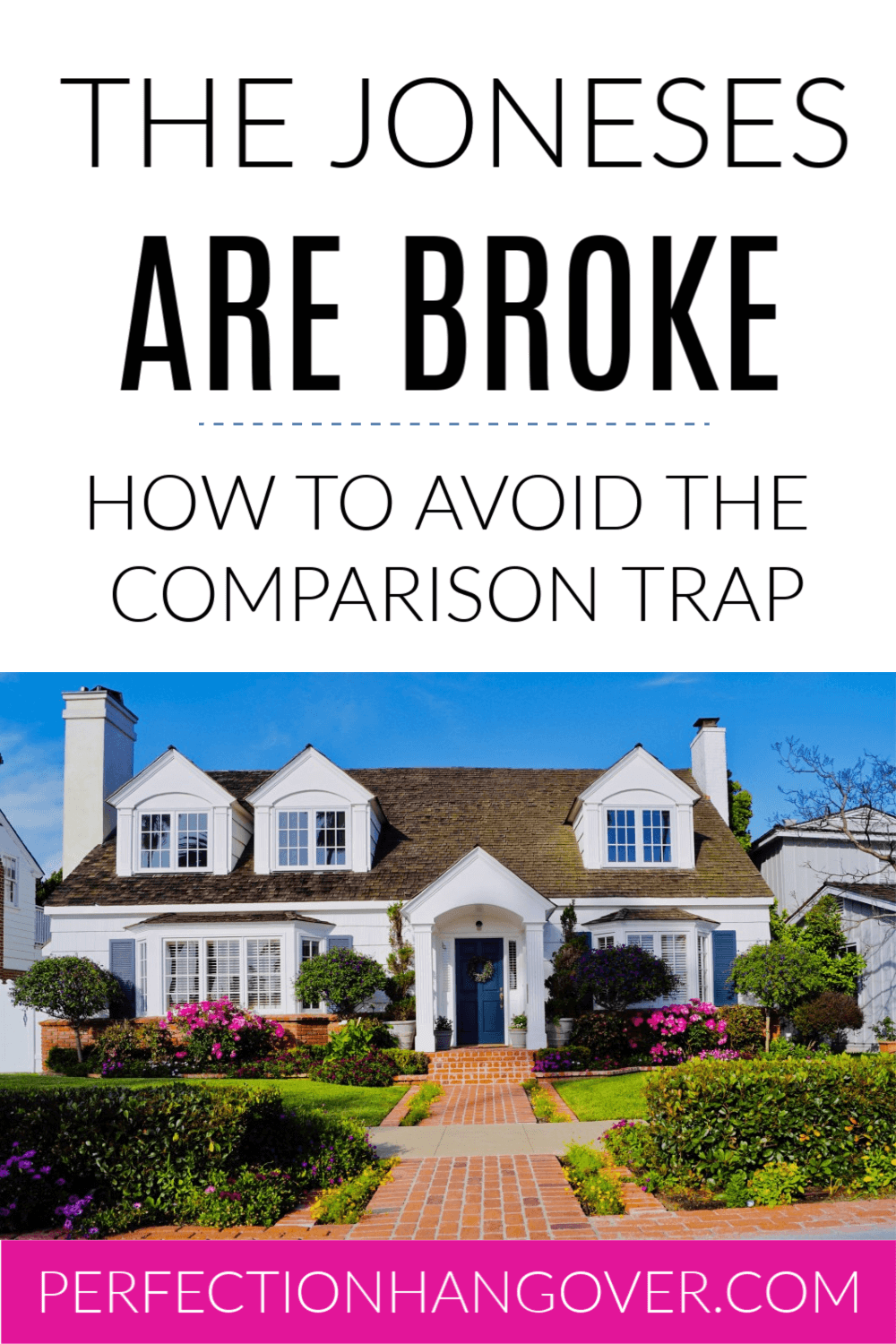The Joneses Are Broke - And Other Things I Learned from Dave Ramsey