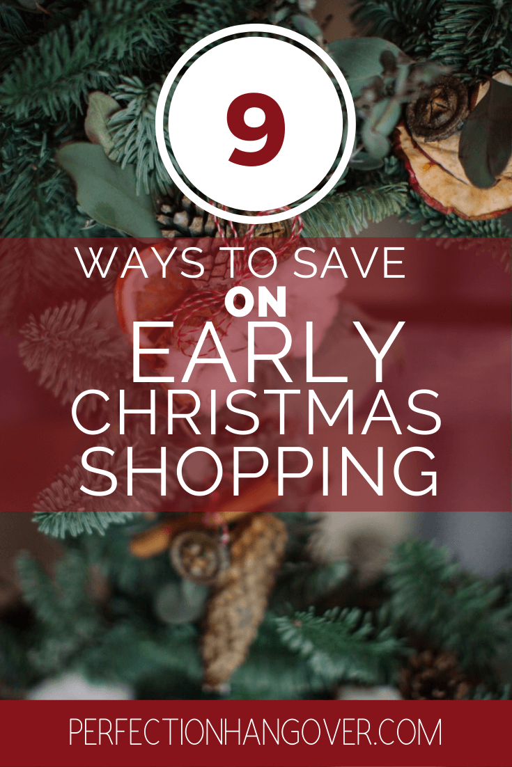 Ways to Save on Early Christmas Shopping Gifts