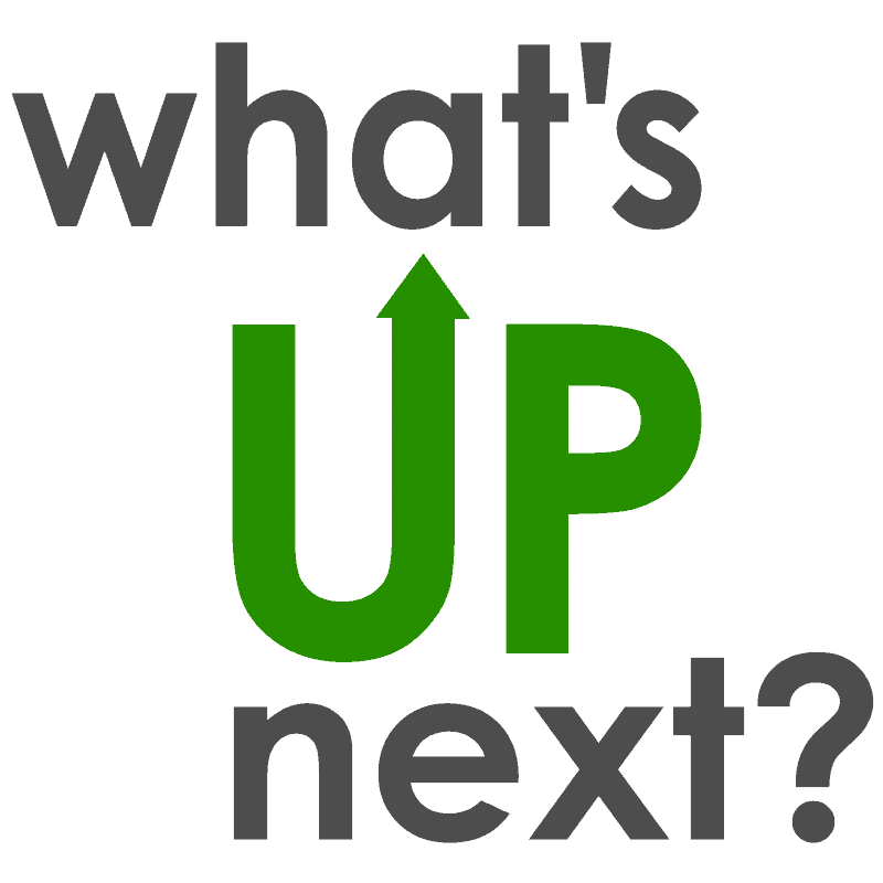 Melissa Blevins What's up Next podcast