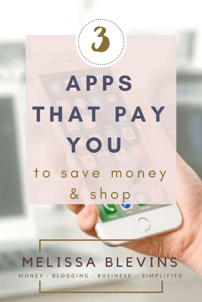 apps that pay you to save money and shop