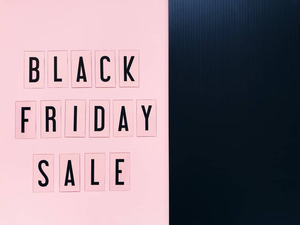 Black Friday Cyber Monday Blogging Blogger Deals