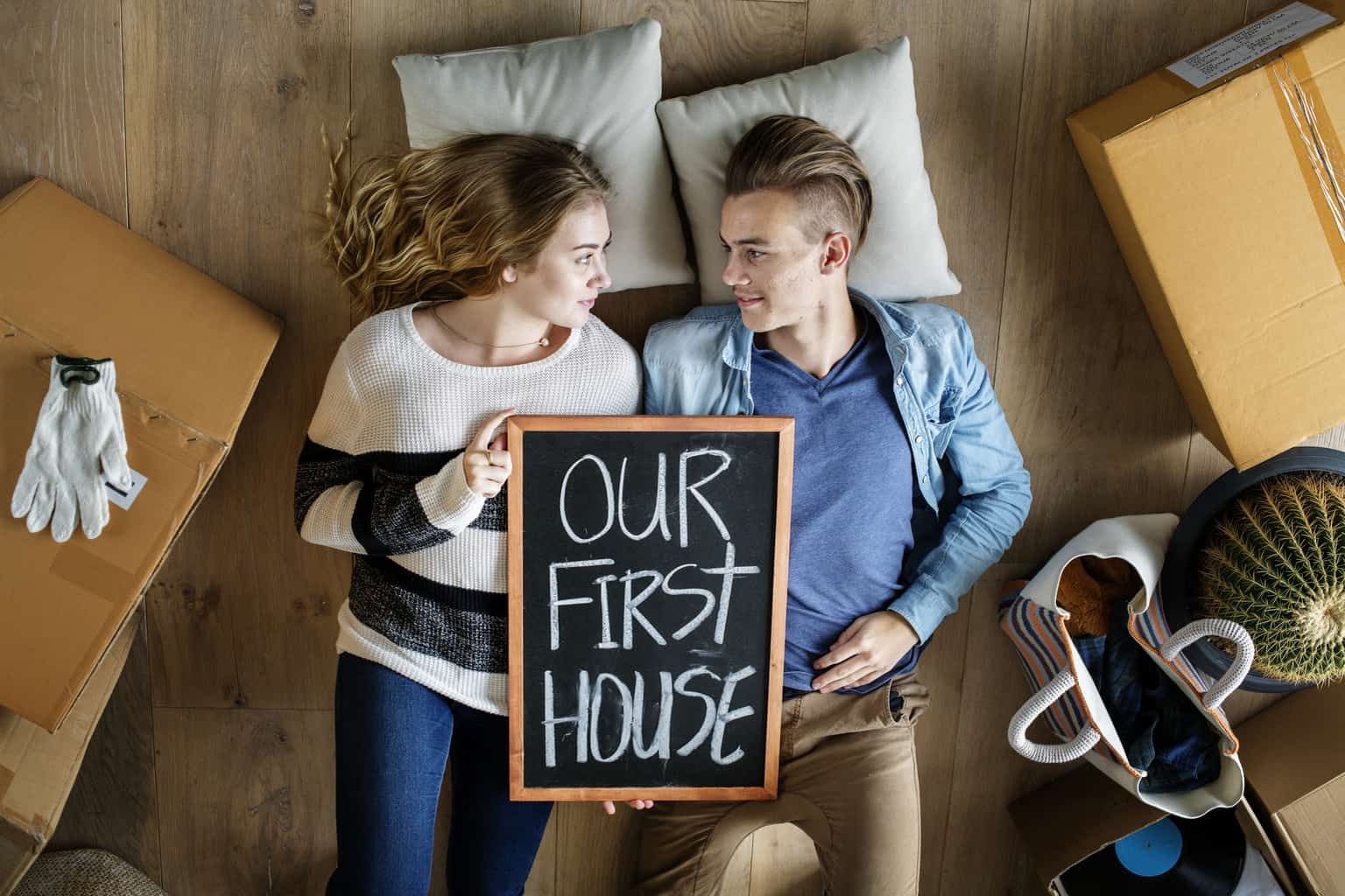 buying a house before marriage