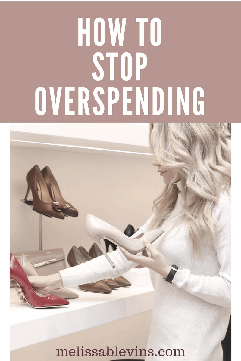 how to stop overspending