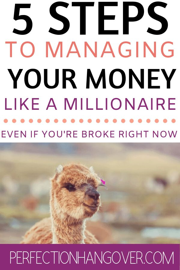 money management - how to become a millionaire