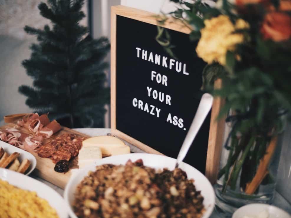 Thanksgiving Potluck Ideas